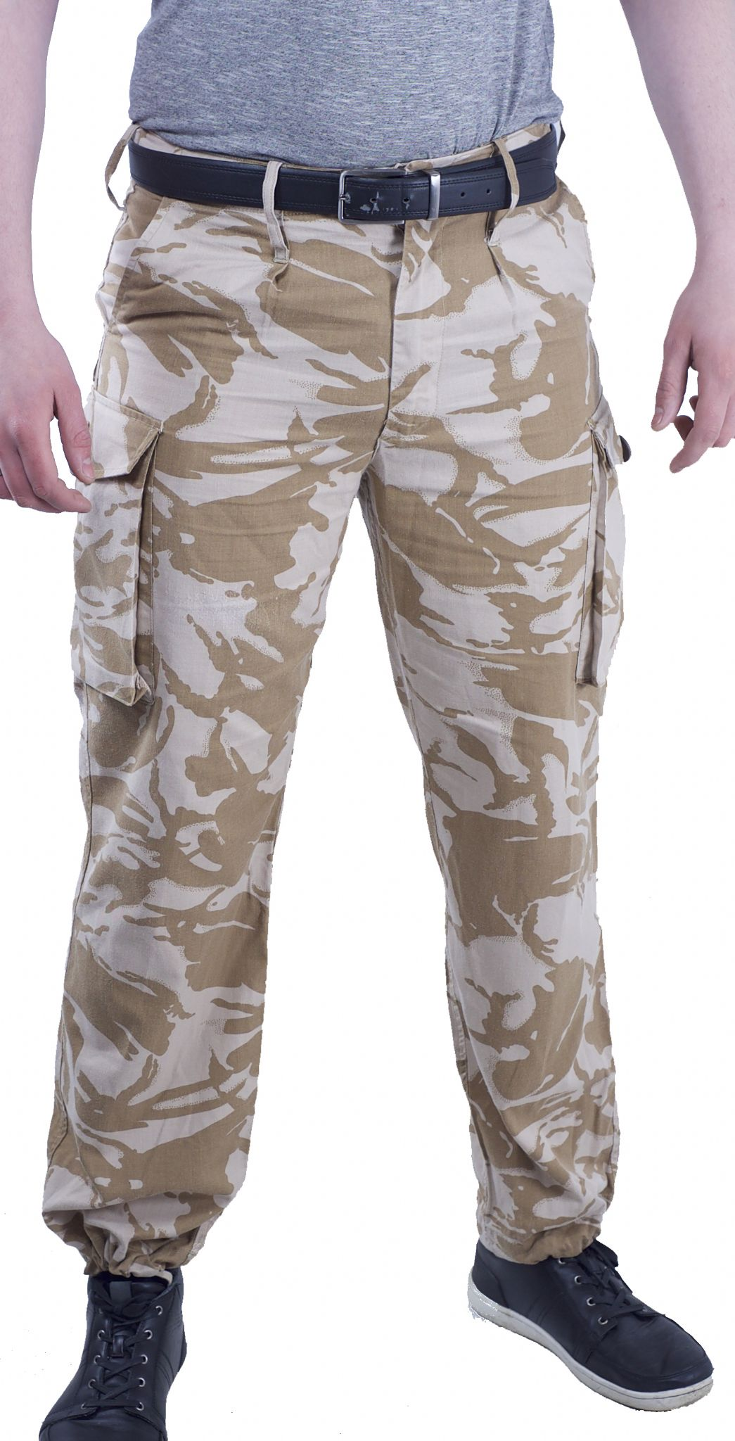 British Army Desert Camouflage Trousers Pack Of 5