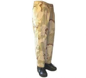 Dutch Army Desert Camouflage Combat Trousers (Pack of 10)