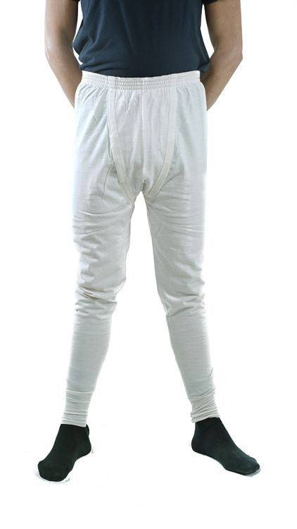 Italian Cream Thermal Long Johns (Pack of 10)